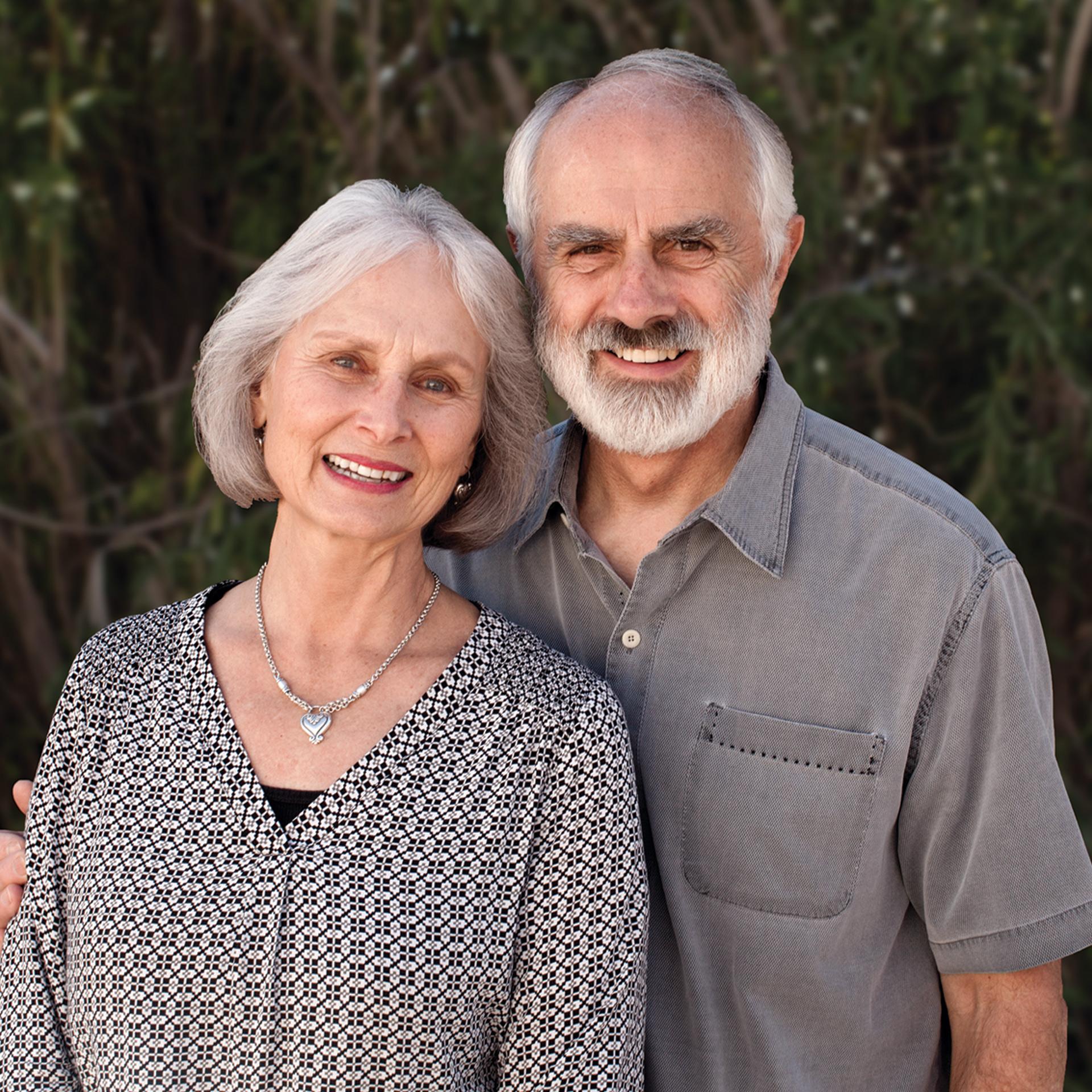 Dr. Hud & Nancy McWilliams