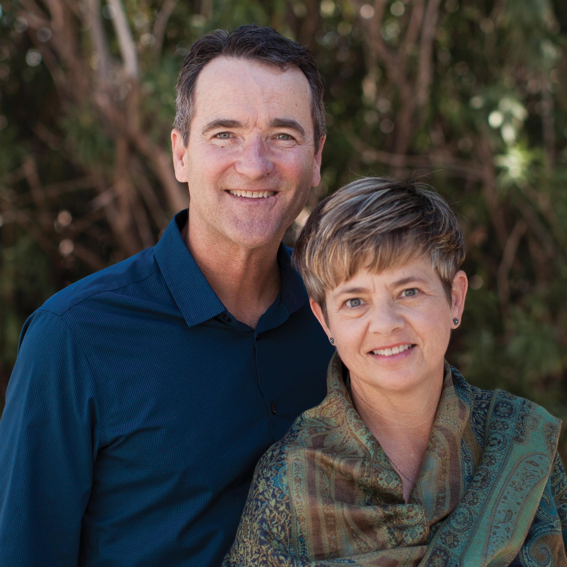Mark and Gayll Phifer-Houseman