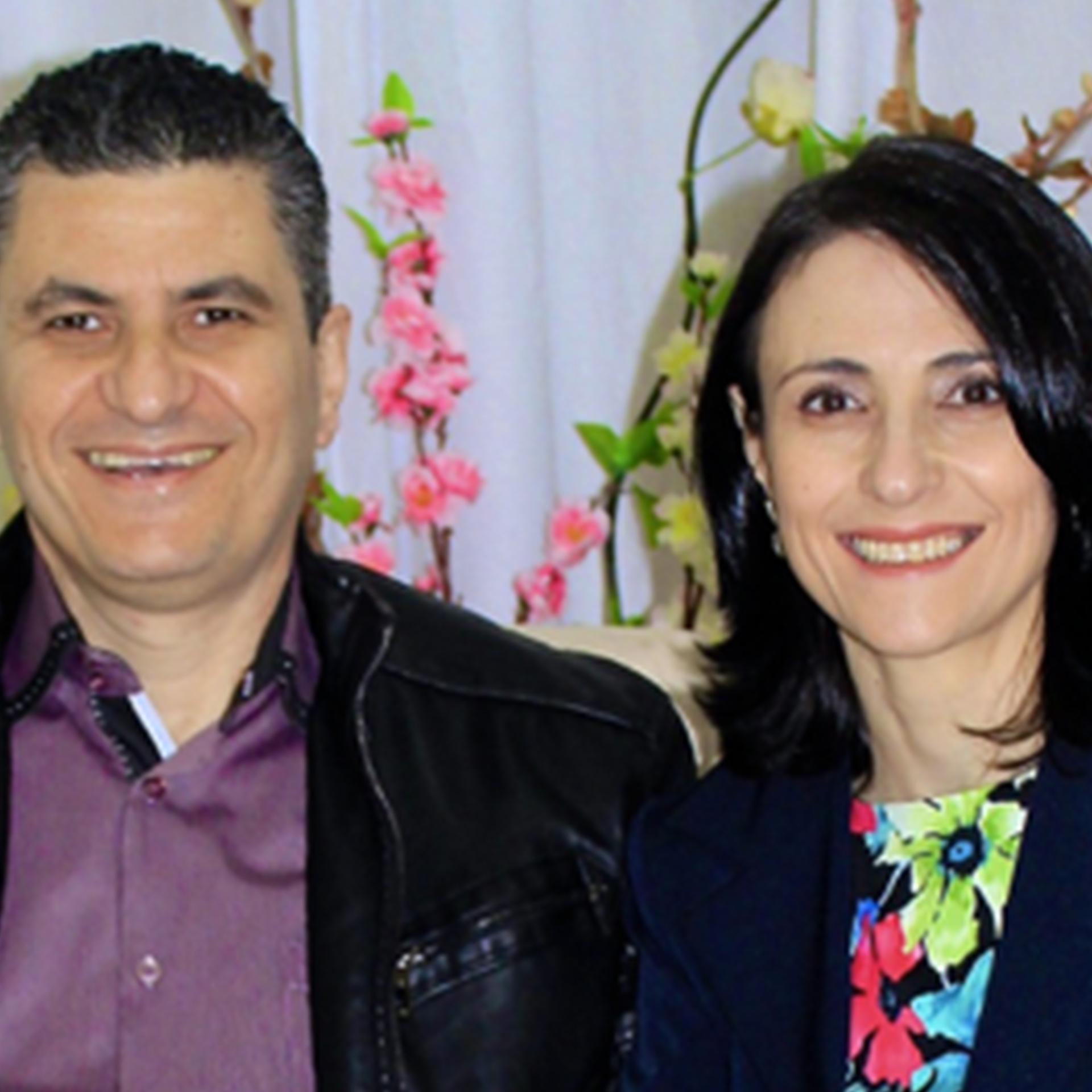 Sammy & Marcia Diab