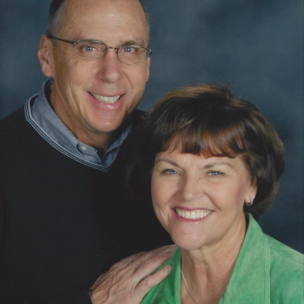 Dr. Larry & Patti Finch