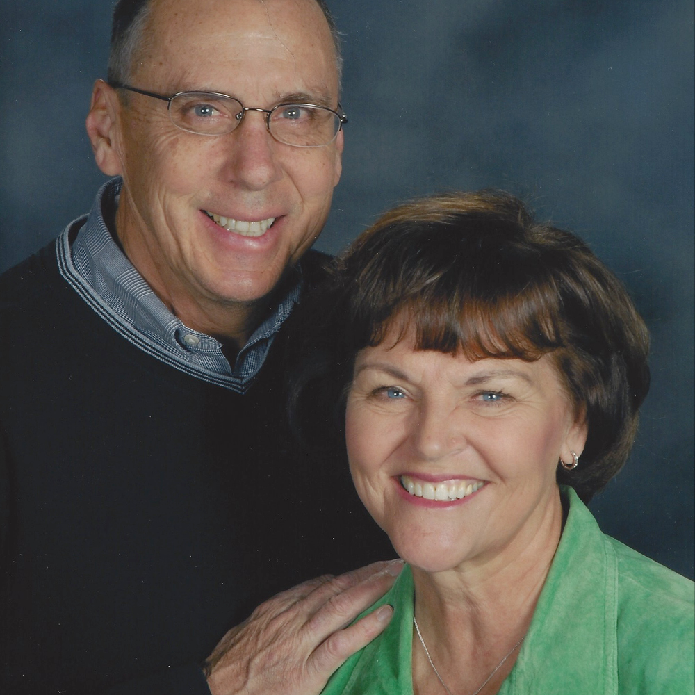 Dr. Larry & Patti Finch