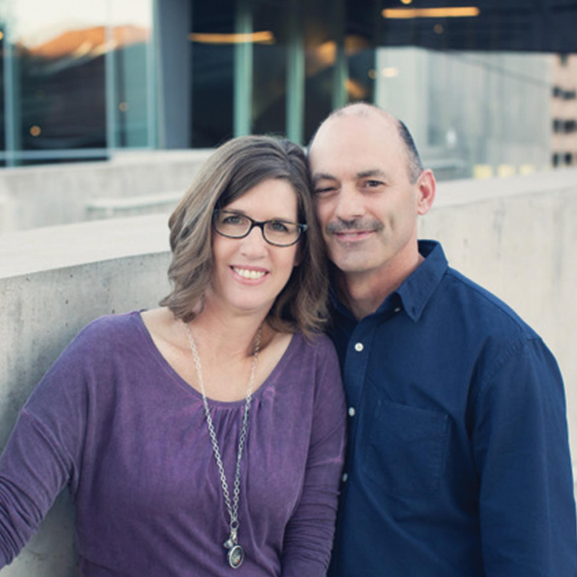 Bruce & Christie Beyeler