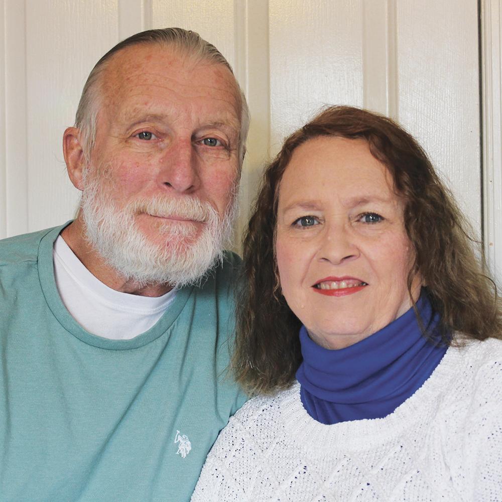 Dr. Stephen & Eileen Swymer