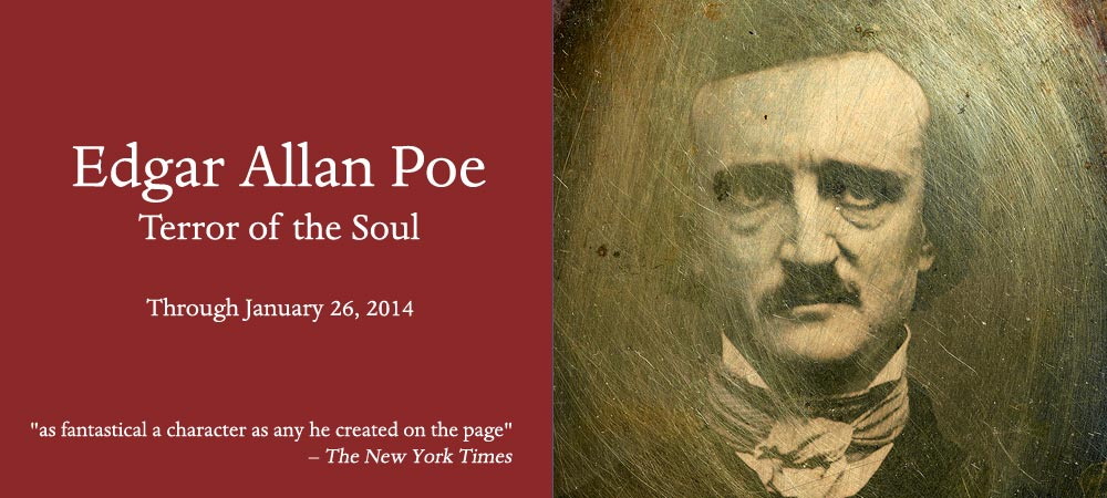 Terror of the Soul. with Elevator Repair Service. Morgan Library 2013. sound design and reading.  http://www.thelmagazine.com/2013/11/the-horror-and-the-comedy-of-edgar-allan-poe/