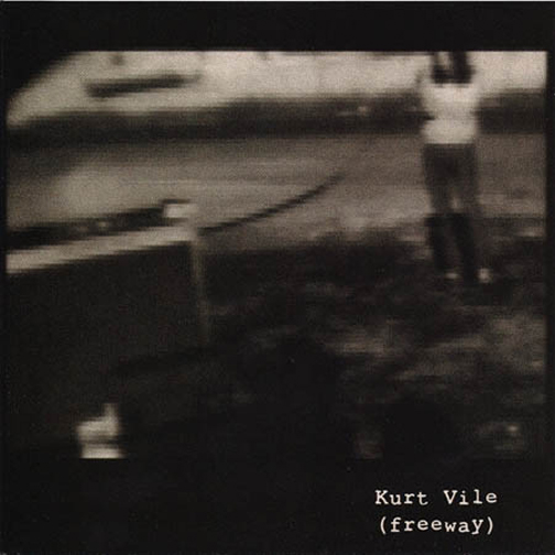 "Kurt Vile / Beat Jams - untitled 7"" (Backslider Records) 