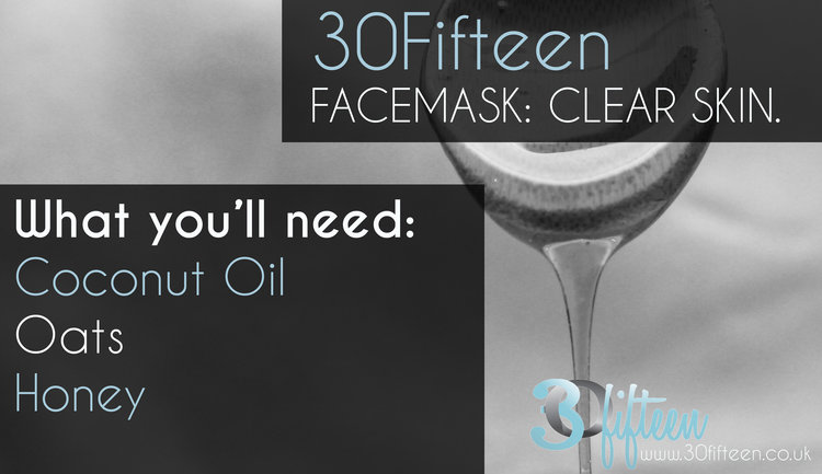 30Fifteen Clear skin recipe