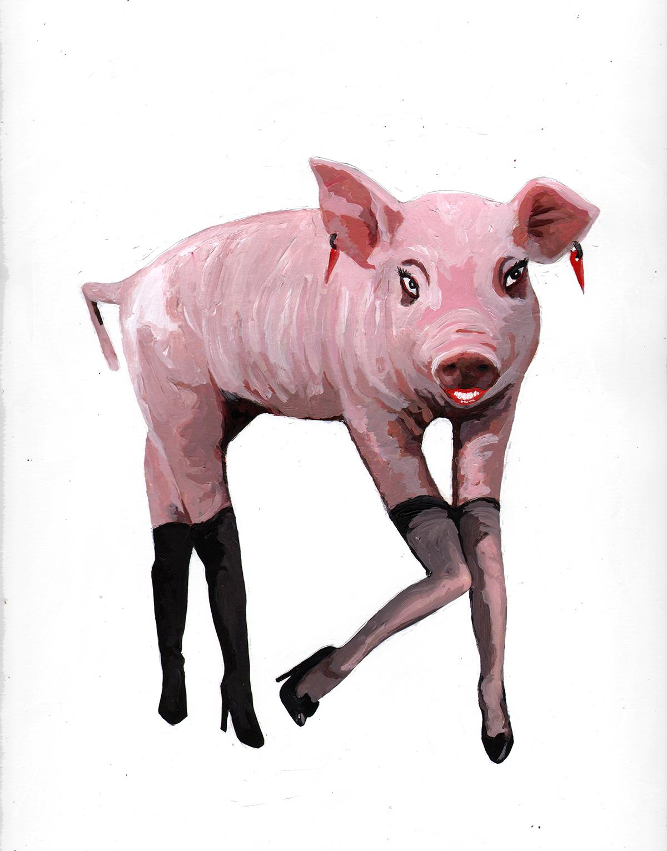 Oh.. piggy