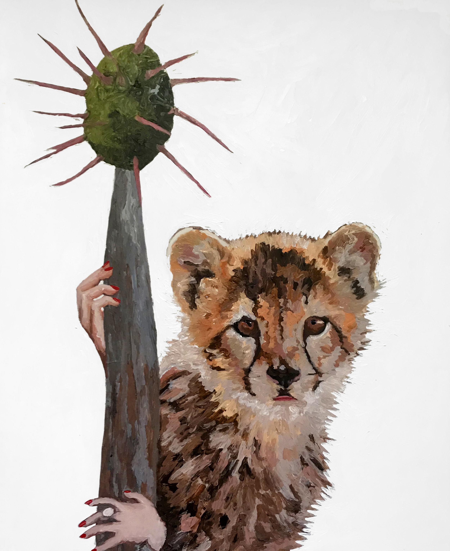 Spiky Plant