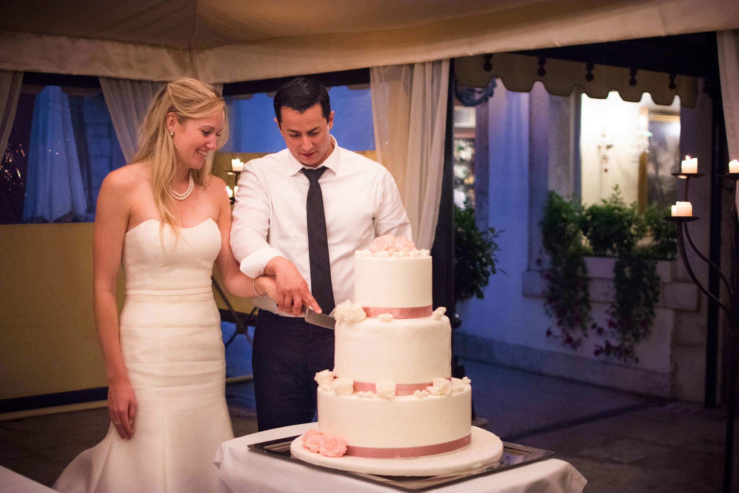 Boscolo Venezia Wedding Reception