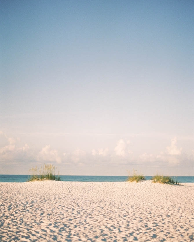 A. Morning on the Emerald Coast