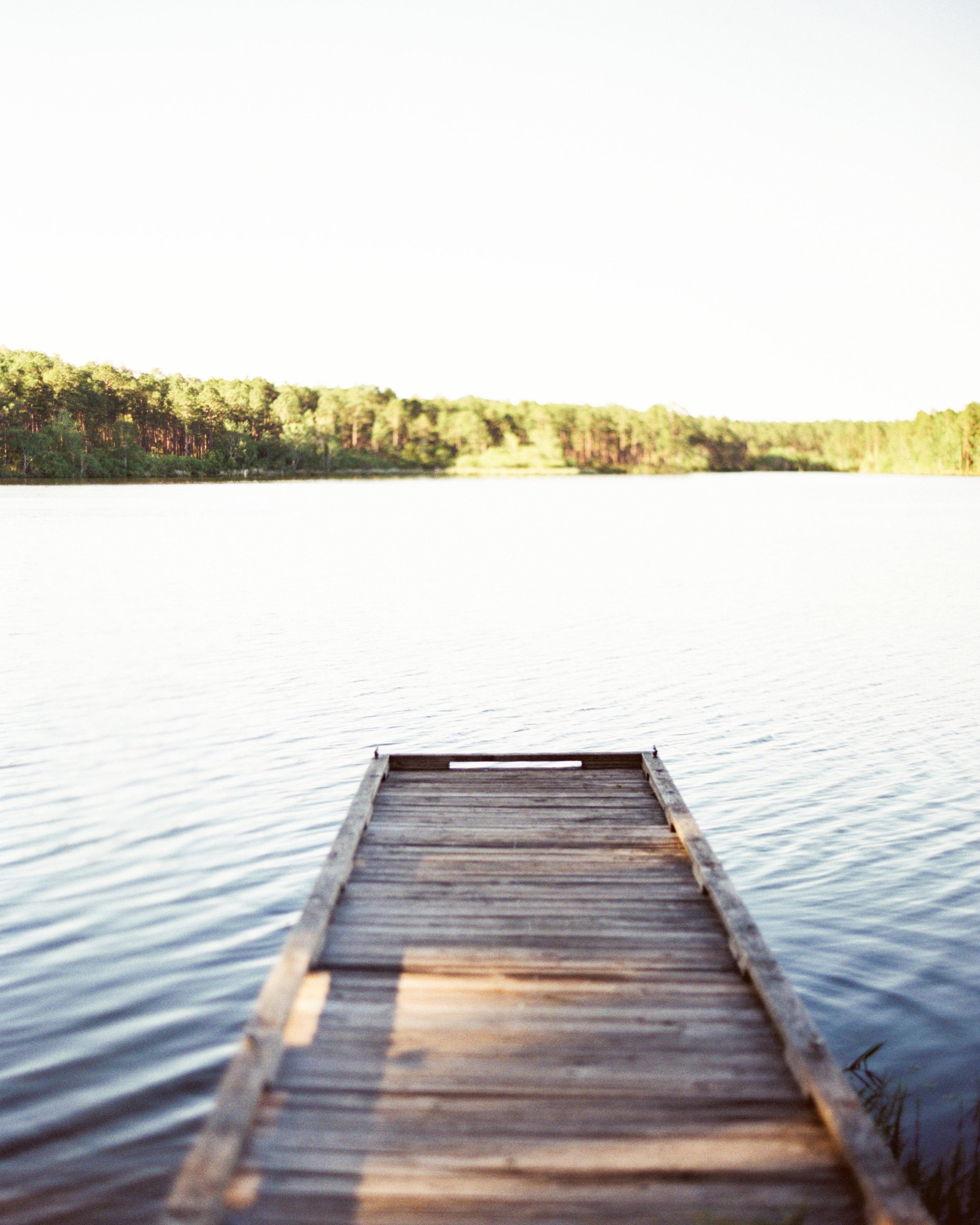 B. Pier at Bear Lake