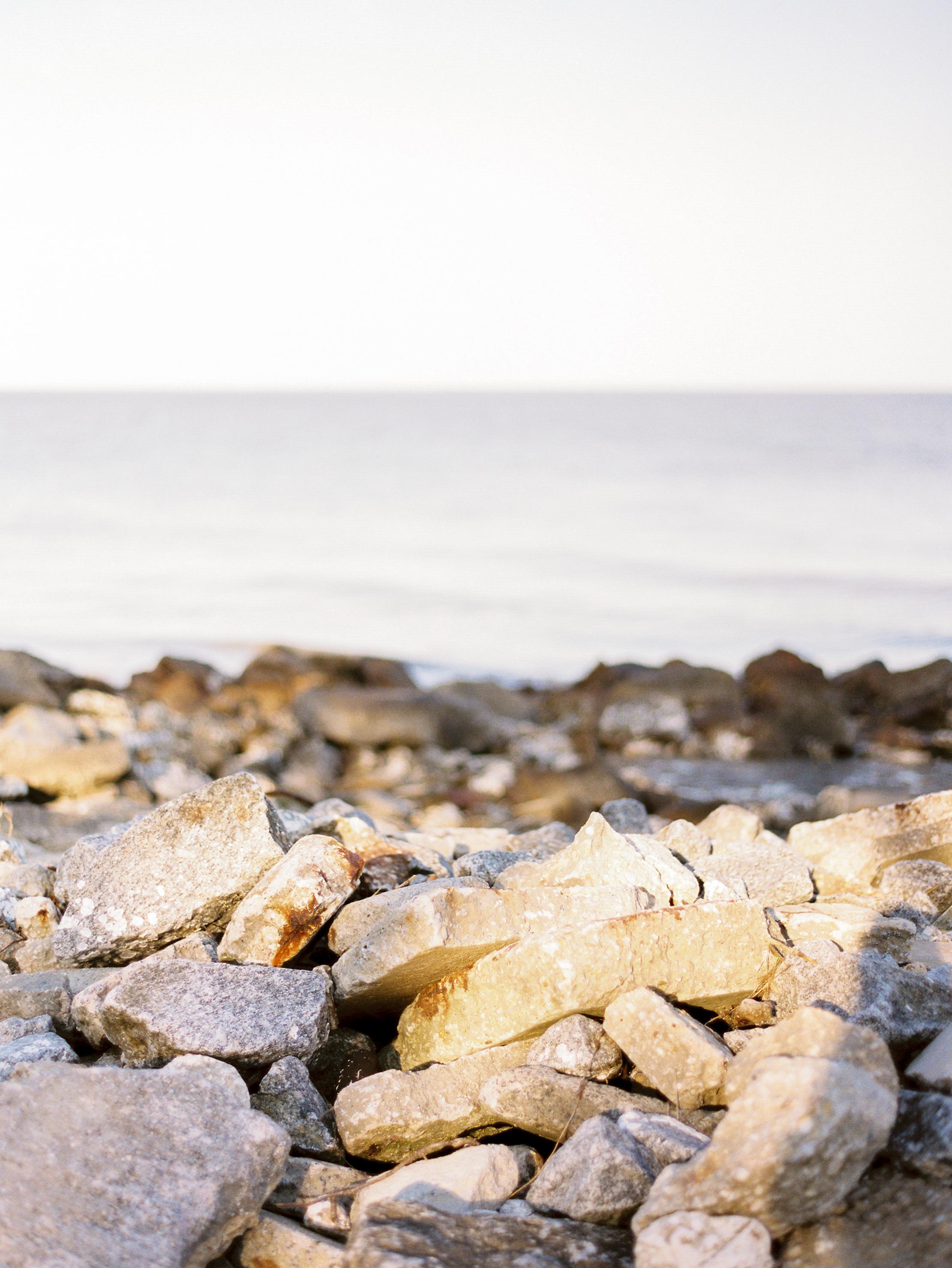 N. Rocks on Driftwood Beach