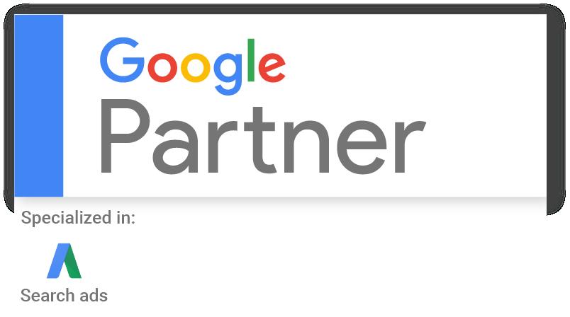 Google Partner Agency Search Specialist