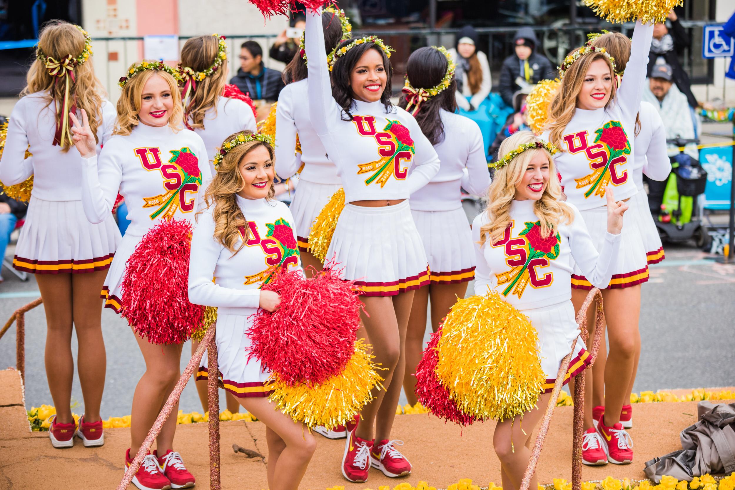 USC Song Girls