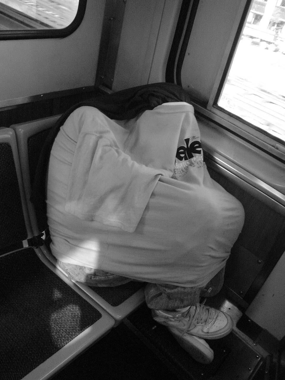 Melina Paez 2005 Train Sleeper.jpg