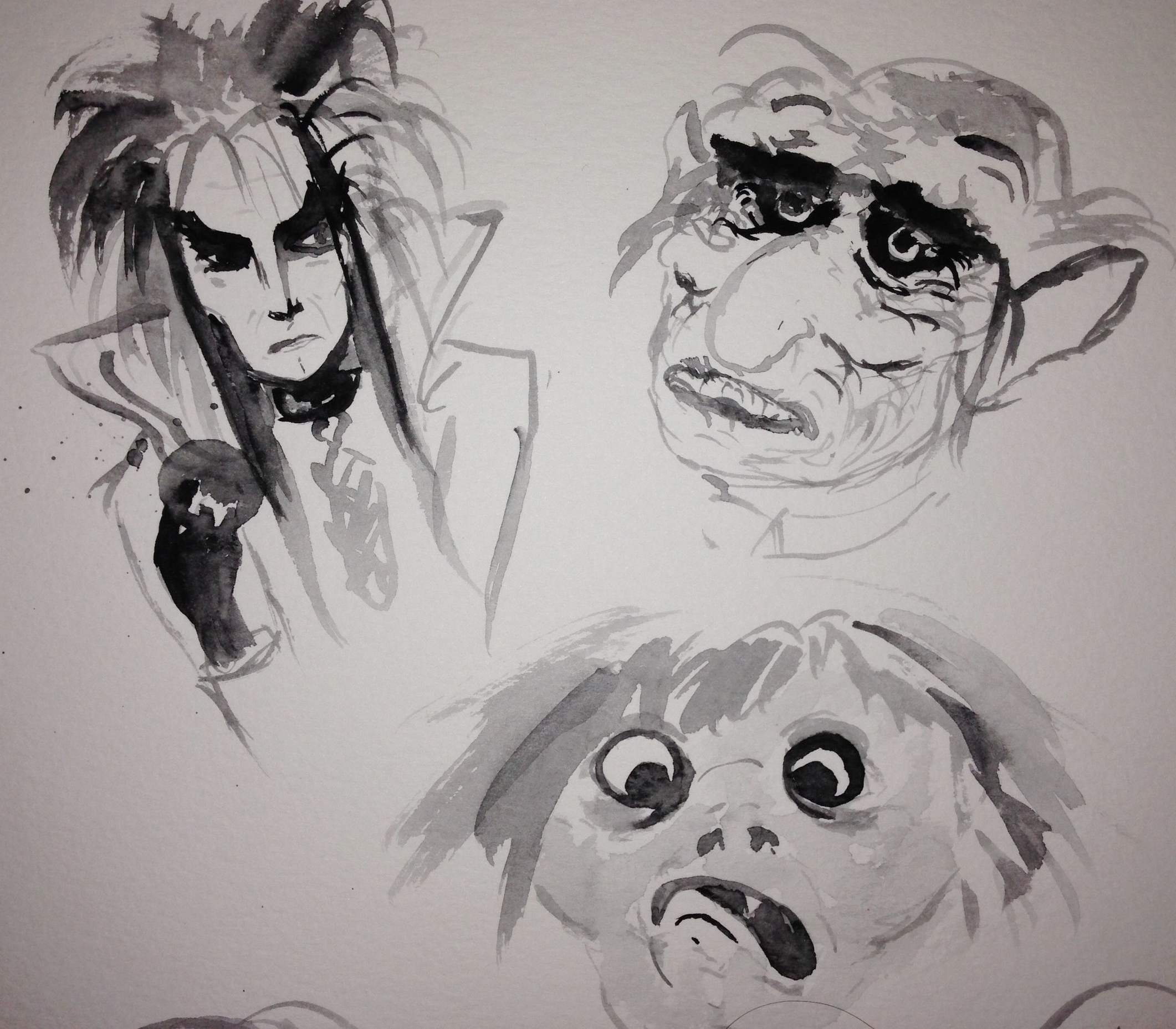 Labyrinth Characters