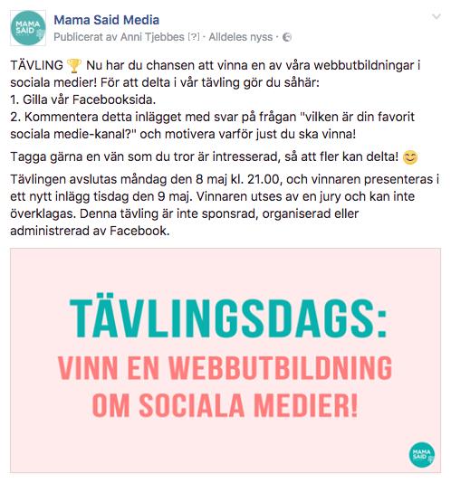 facebook_tavling