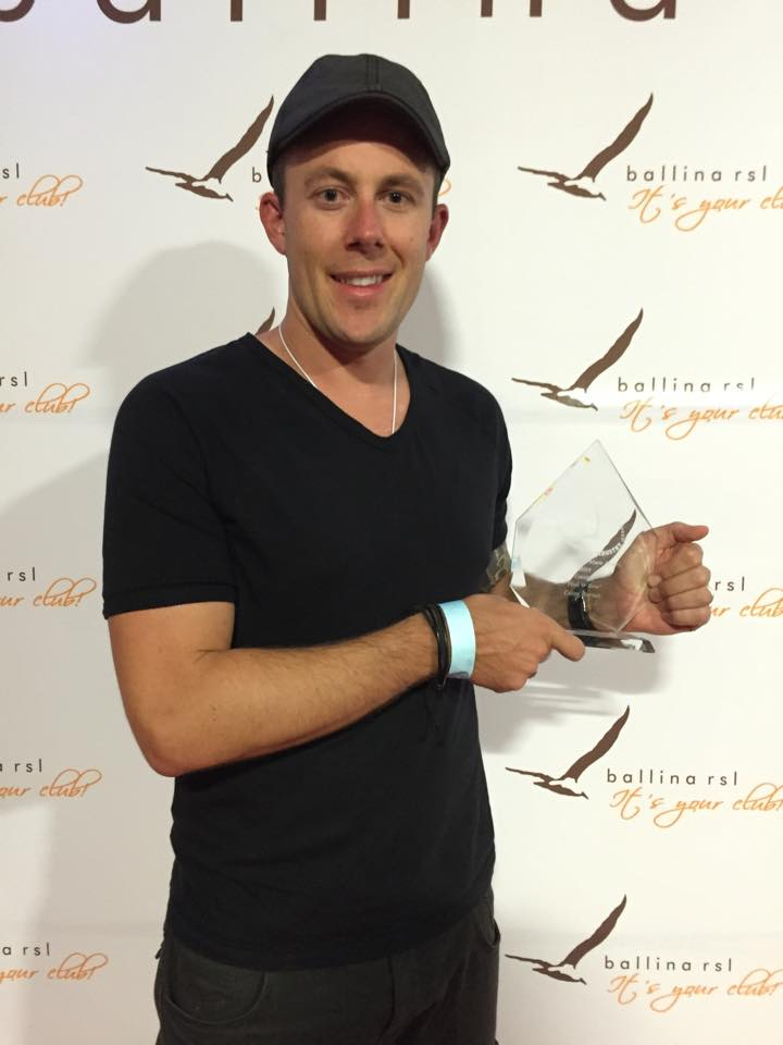 CASEY BARNES - 2014 DOLPHIN AWARDS BEST COUNTRY