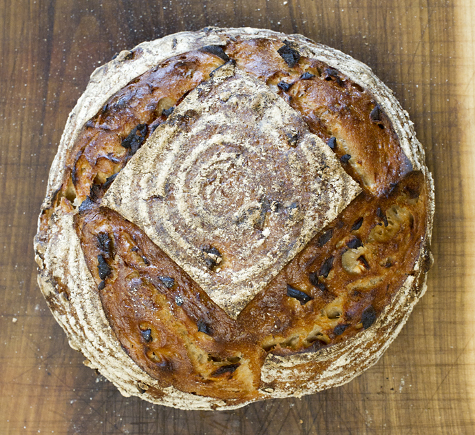Apple & cider sourdough £2.40/£3.80