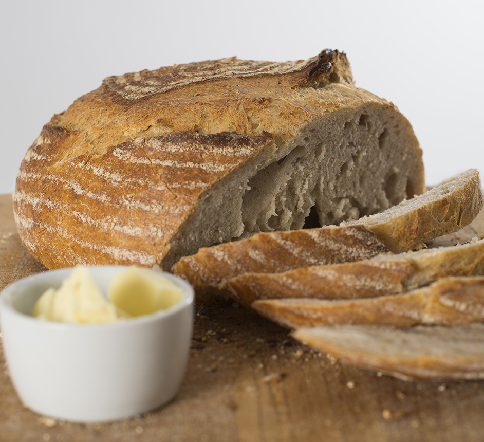 White sourdough £1.95/£3.10