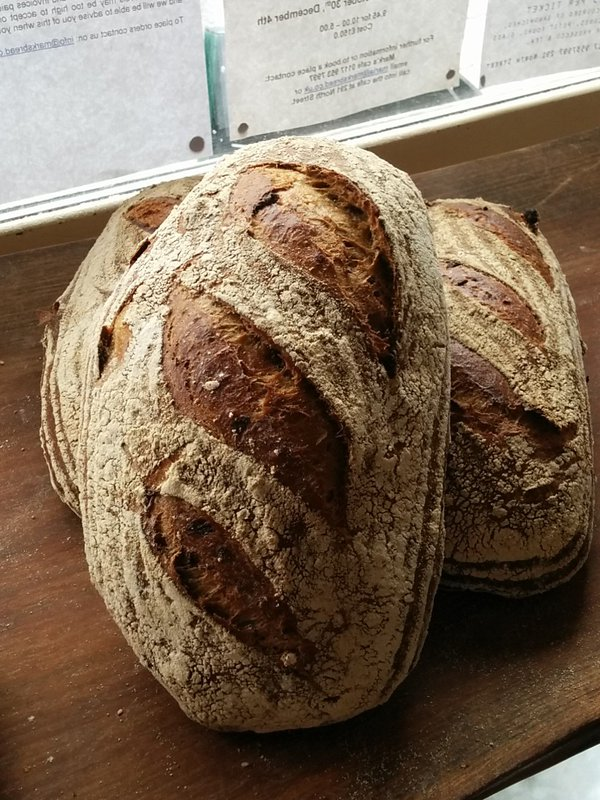 Tomato & Chilli sourdough £2.30/£3.70
