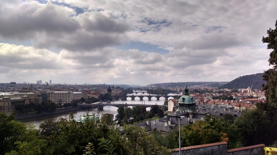 Storybook Prague