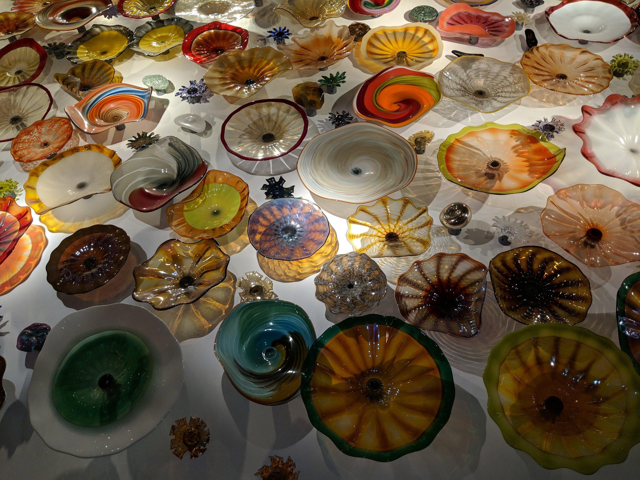 More Vidrio glassware
