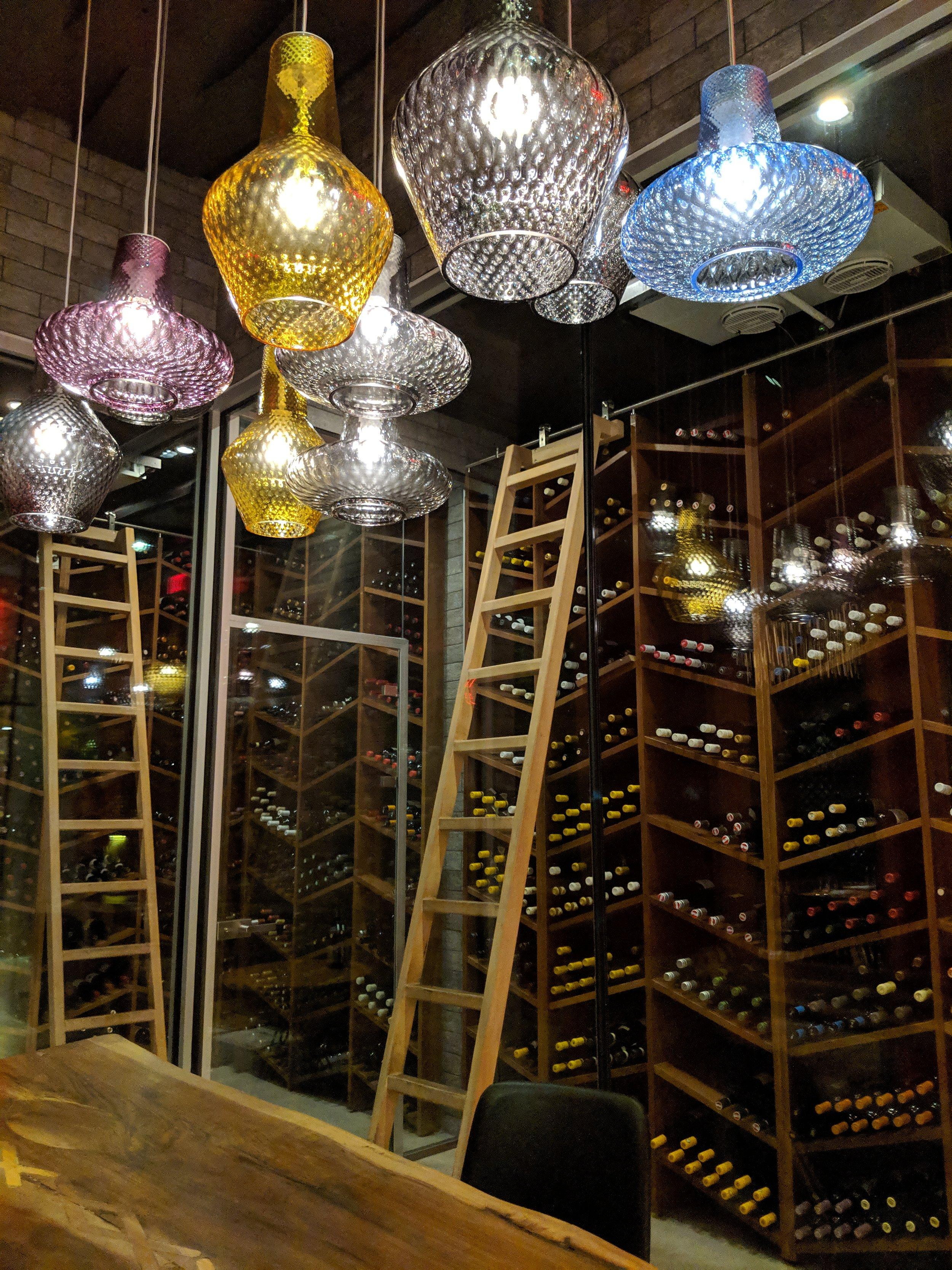 Vidrio wine cellar