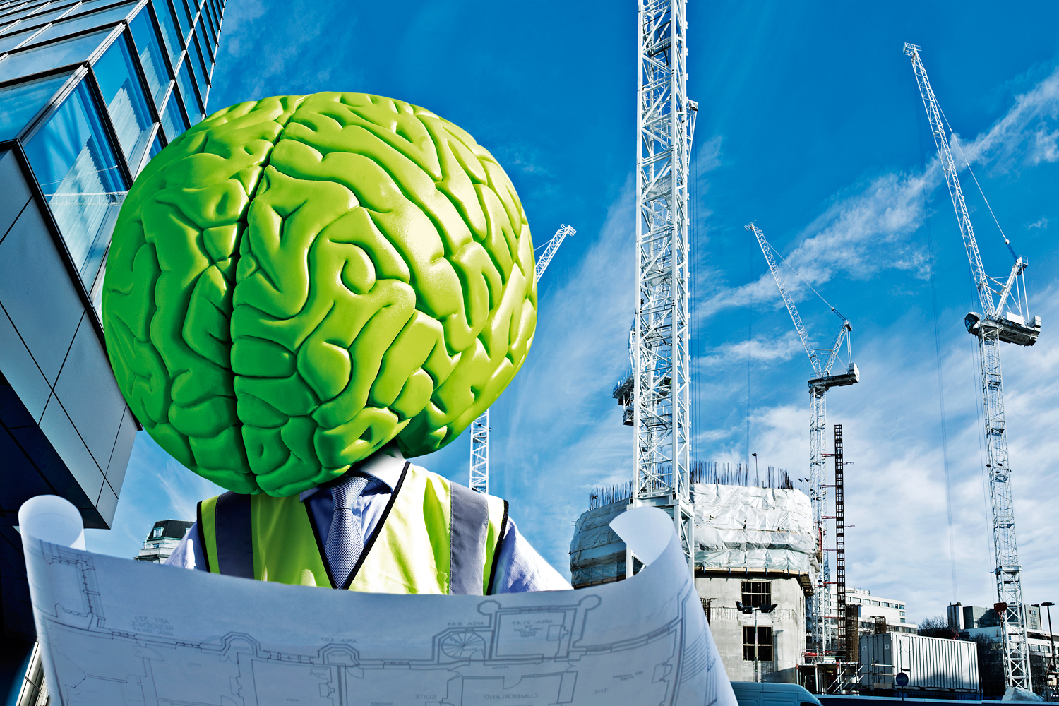Use your brain in London