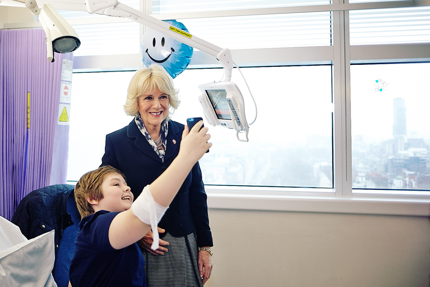 Camilla, Duchess of Cornwall for ARUK