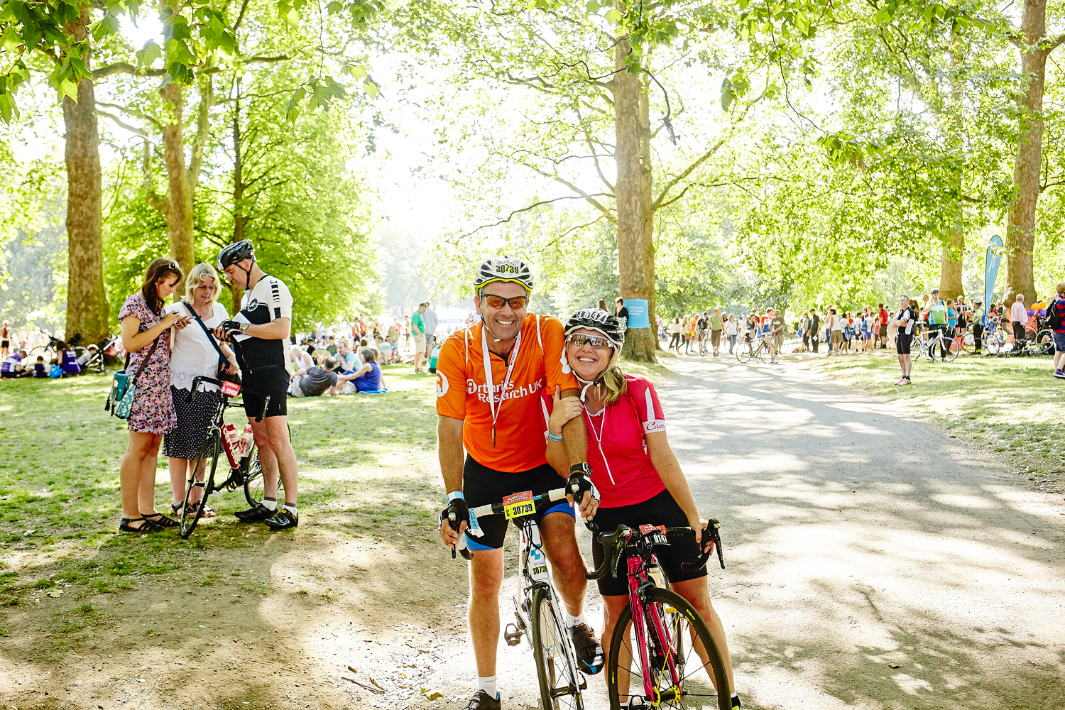 Ride London Arthritis Research UK