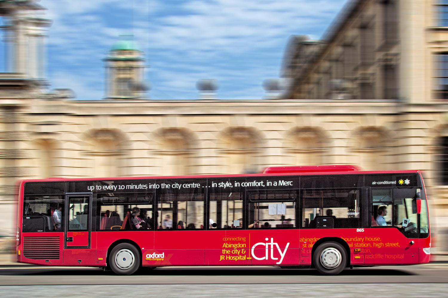 Go-Ahead Oxford
