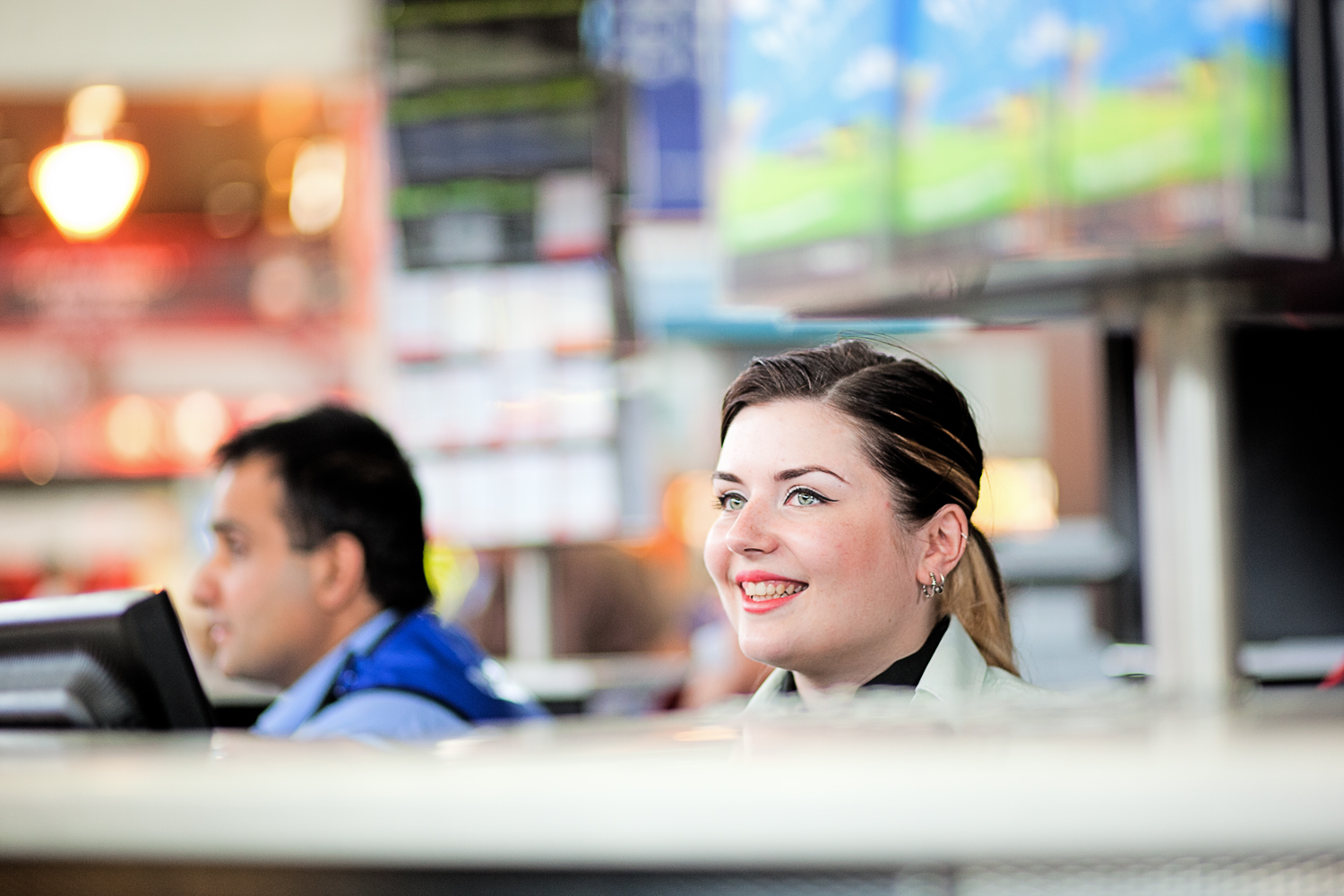 Go-Ahead Euston