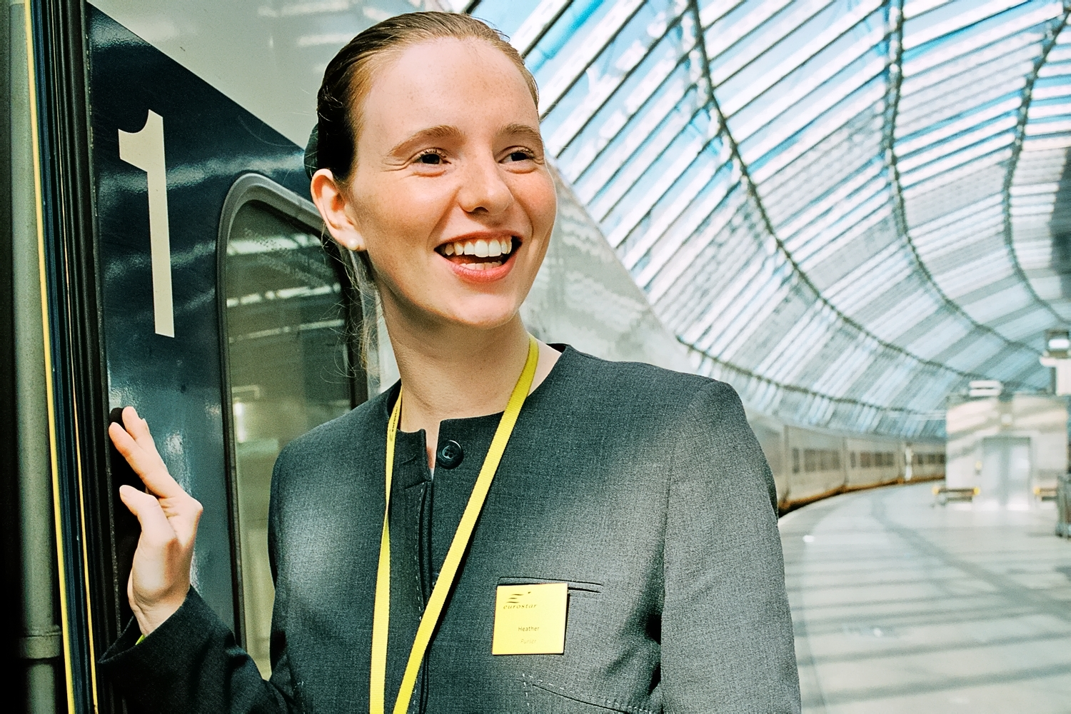 10 years of Eurostar book