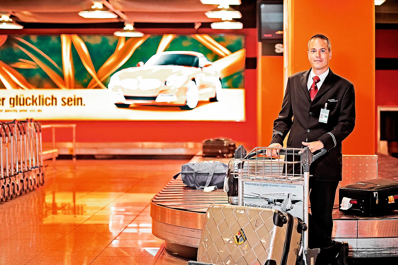 Baggage Handling Dusseldorf Airport GEA Group