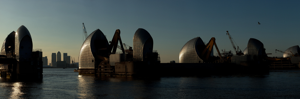 Title: Thames Barrier #3 Date Created: 17:32 25 September 2009