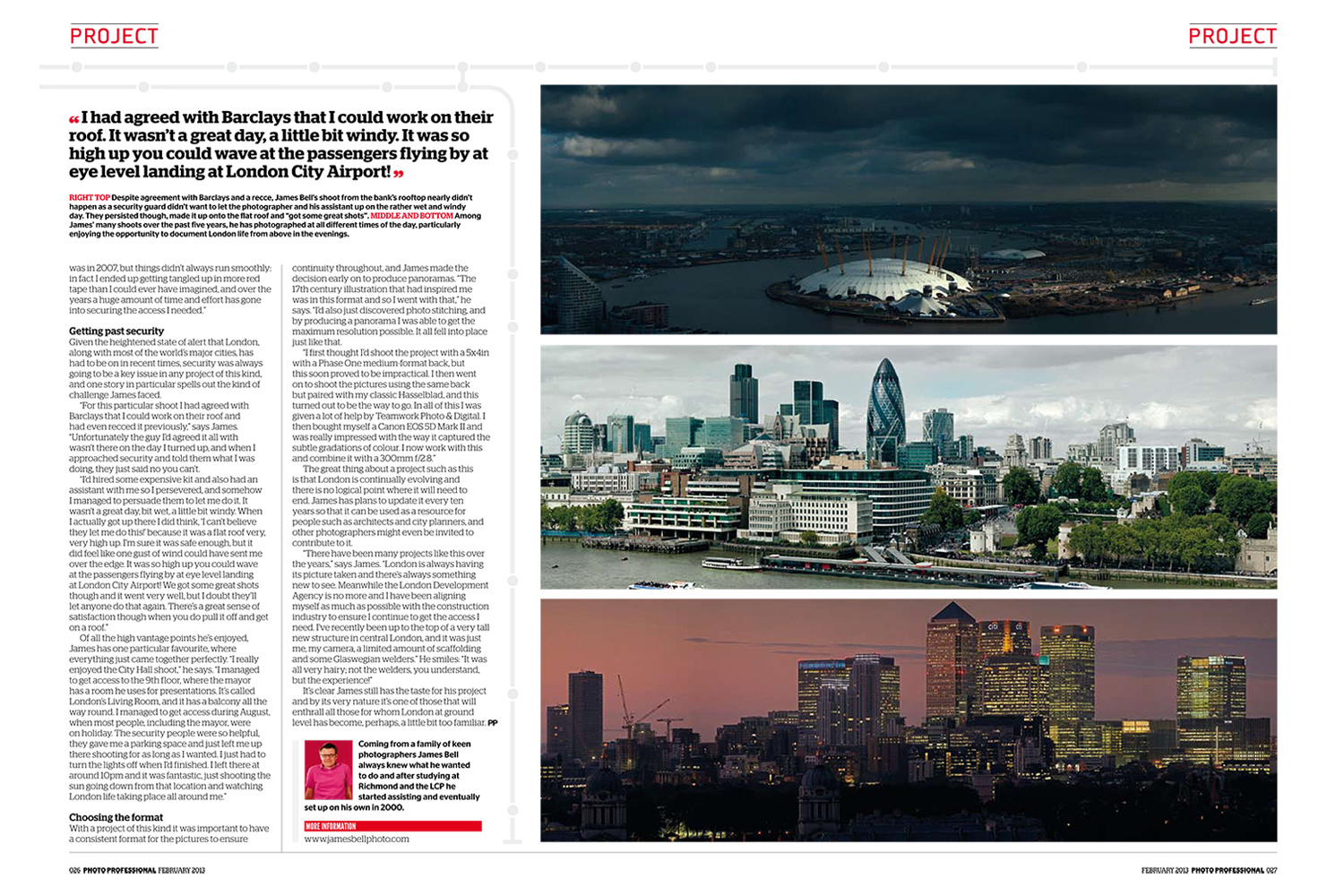 Super Wide City Article Photo Professional page 3