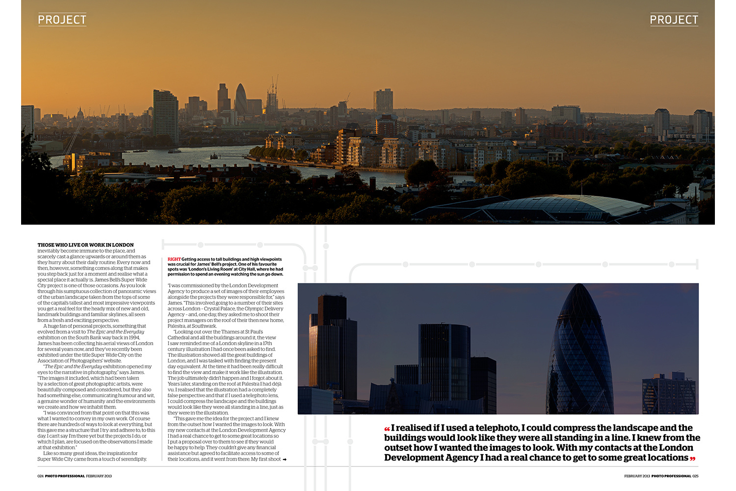 Super Wide City Article Photo Professional page 2