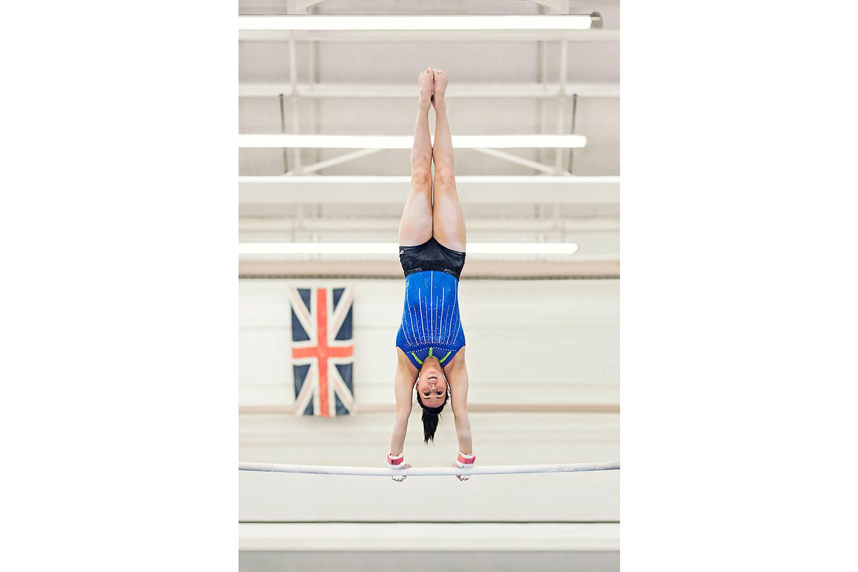 Beth Tweddle MBE