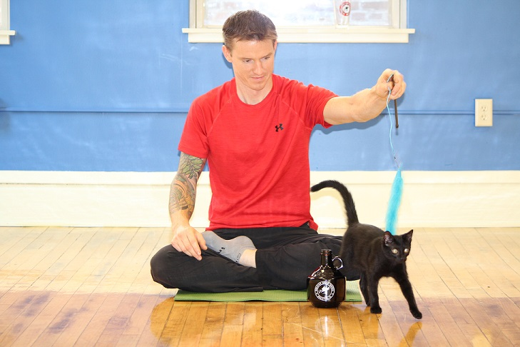 Chuck Beck Beer Yoga4Cats Beer Yoga 2.jpg