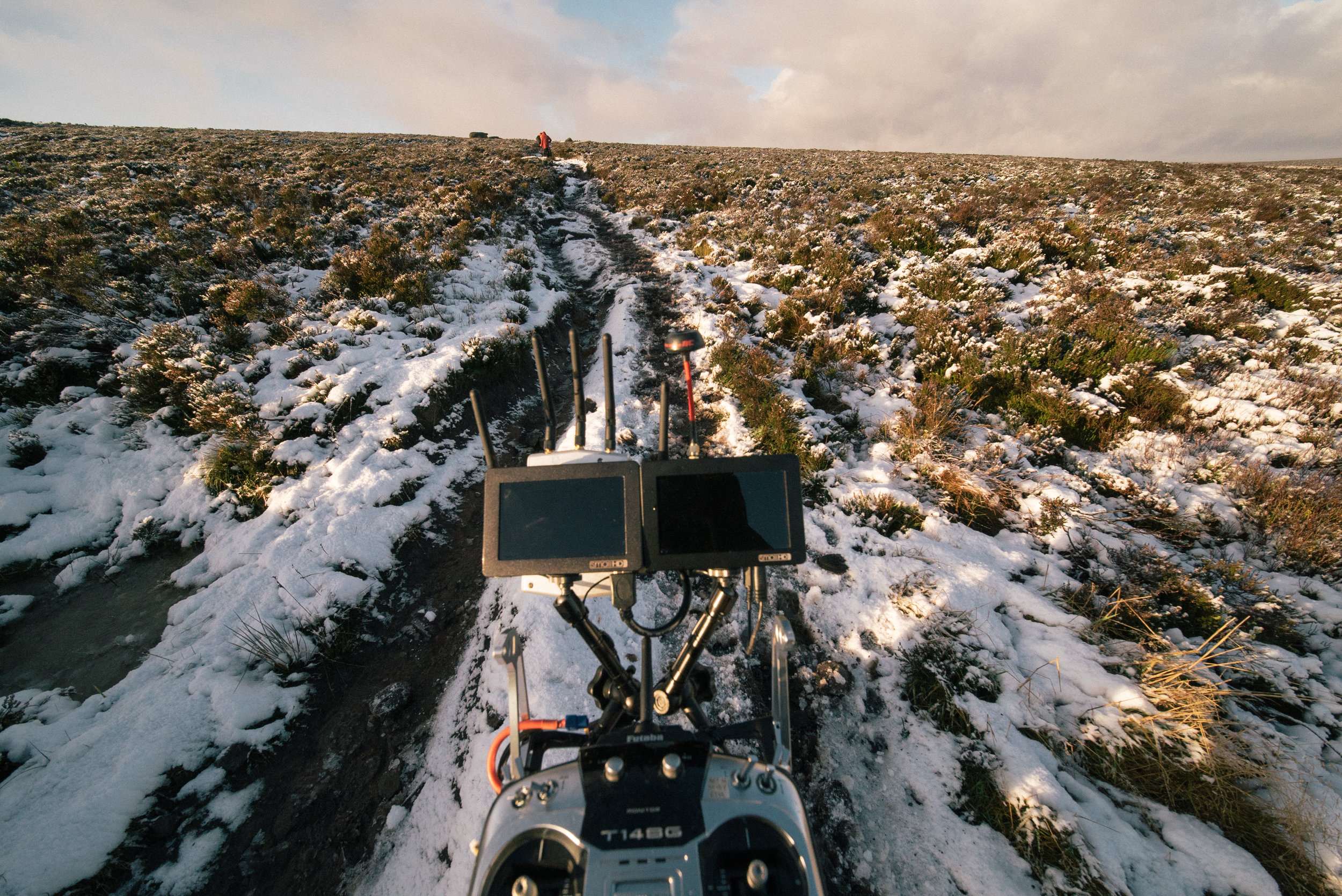 Drone filming uk