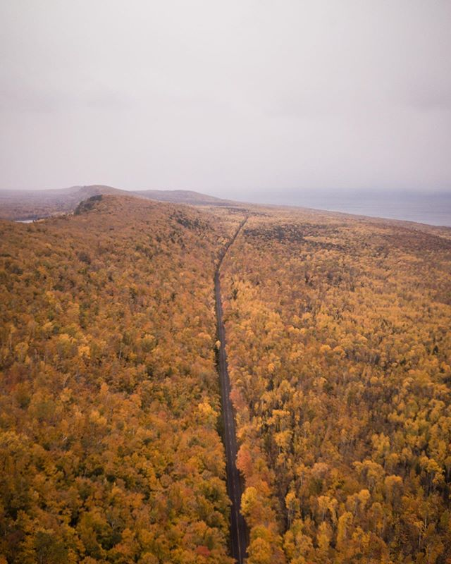 The Porcupine Mountains and most of the western UP are at peak colors right now, these past few cold nights have expedited everything.  1. Road to Lake of the Clouds (taken Saturday) 2. Sauna in Ruska (taken Saturday) 3. A home in Mass City with Adventure Mine behind it (taken Friday night) . . . . . . #michigan #beautifuldestinations #thegreatlakesstate #puremittenpride #puremittigan #michiganoverboard #upperpeninsula #enjoymichigan #michiganawesome #naturalmichigan #michiganders #puremichigan #porcupinemountains #mittenlove #mittentrip #fallcolors #the_folknature #justgoshoot #moodygrams #folkvibe  #folkscenery #droneheroes #agameoftones #nikonfallmi #eclectic_shotz #way2ill #visualsoflife #greatlakesproud #droneoftheday