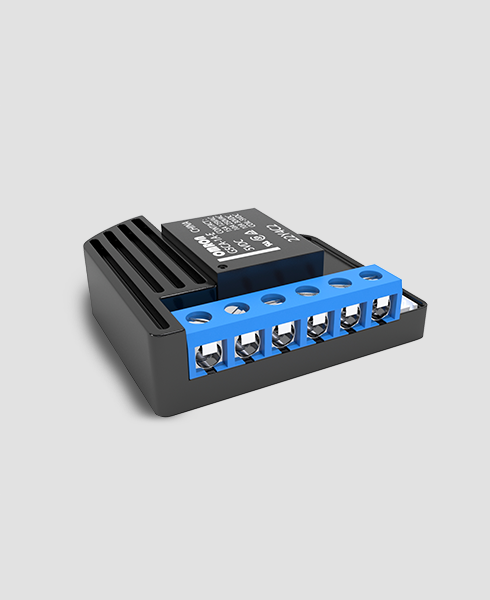 Install Clipsal Nero Relay for easy and smart switching.