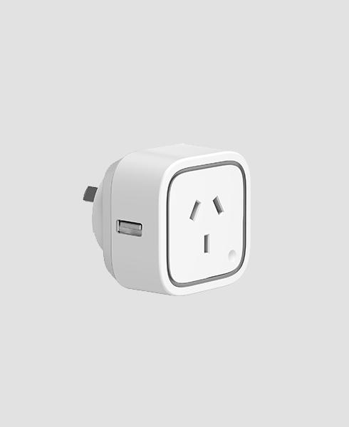 Buy a Clipsal Nero Plug for wireless control.
