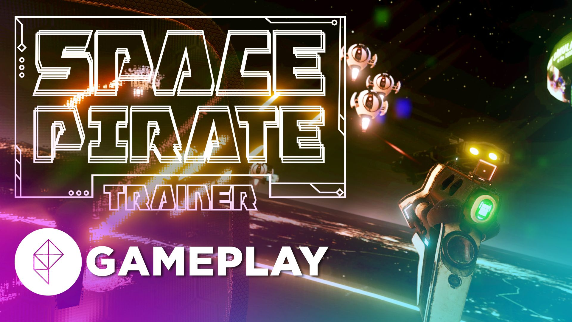 Space Pirate Trainer - FPS