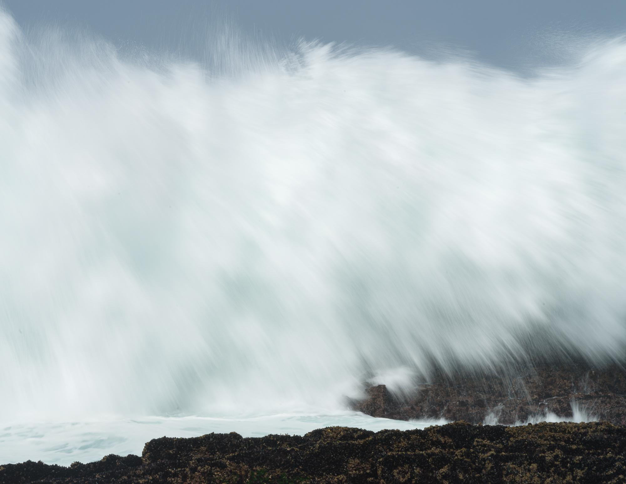 Eindeloze golven (1/13 sec)