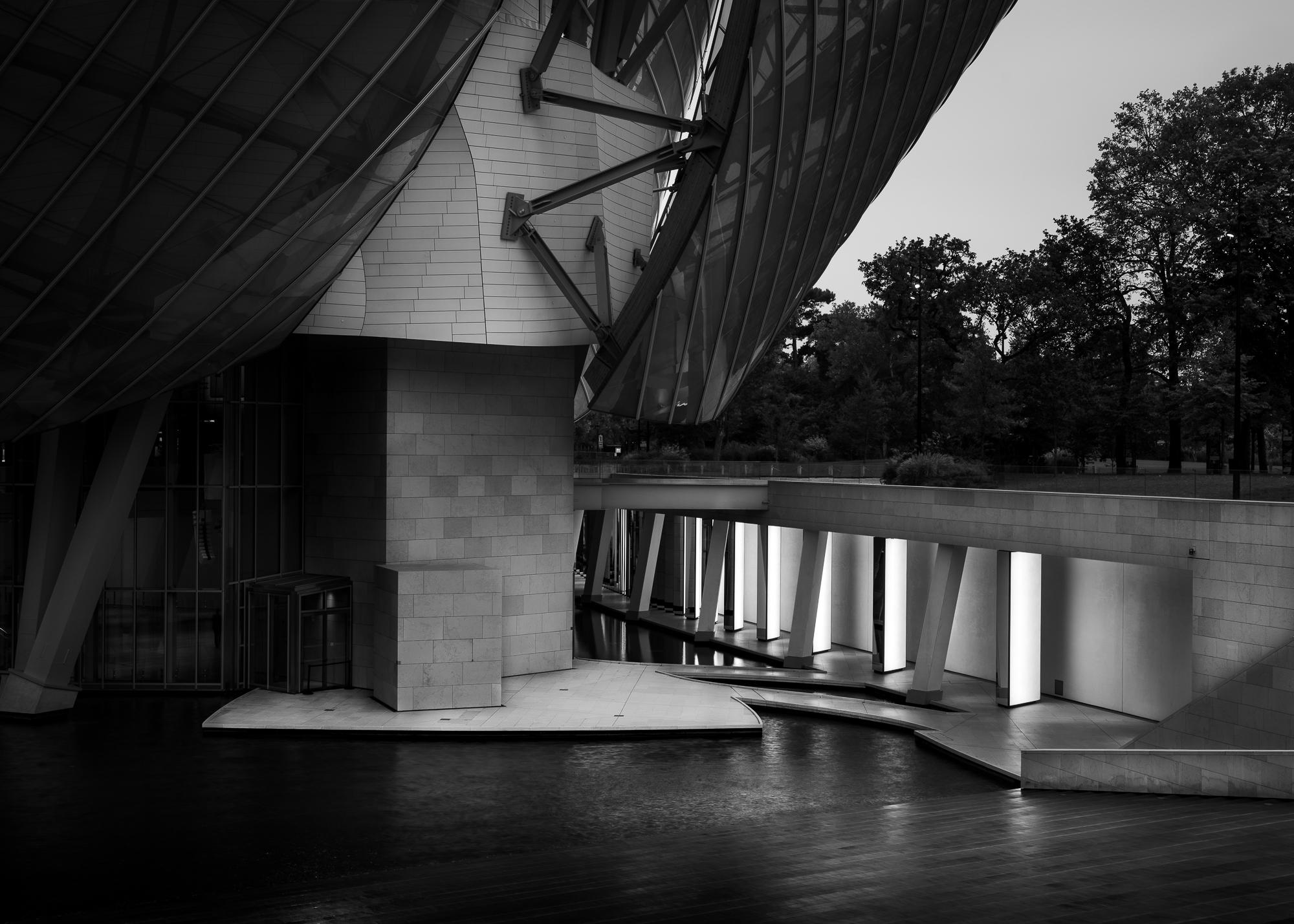 Fondation Louis Vuitton I