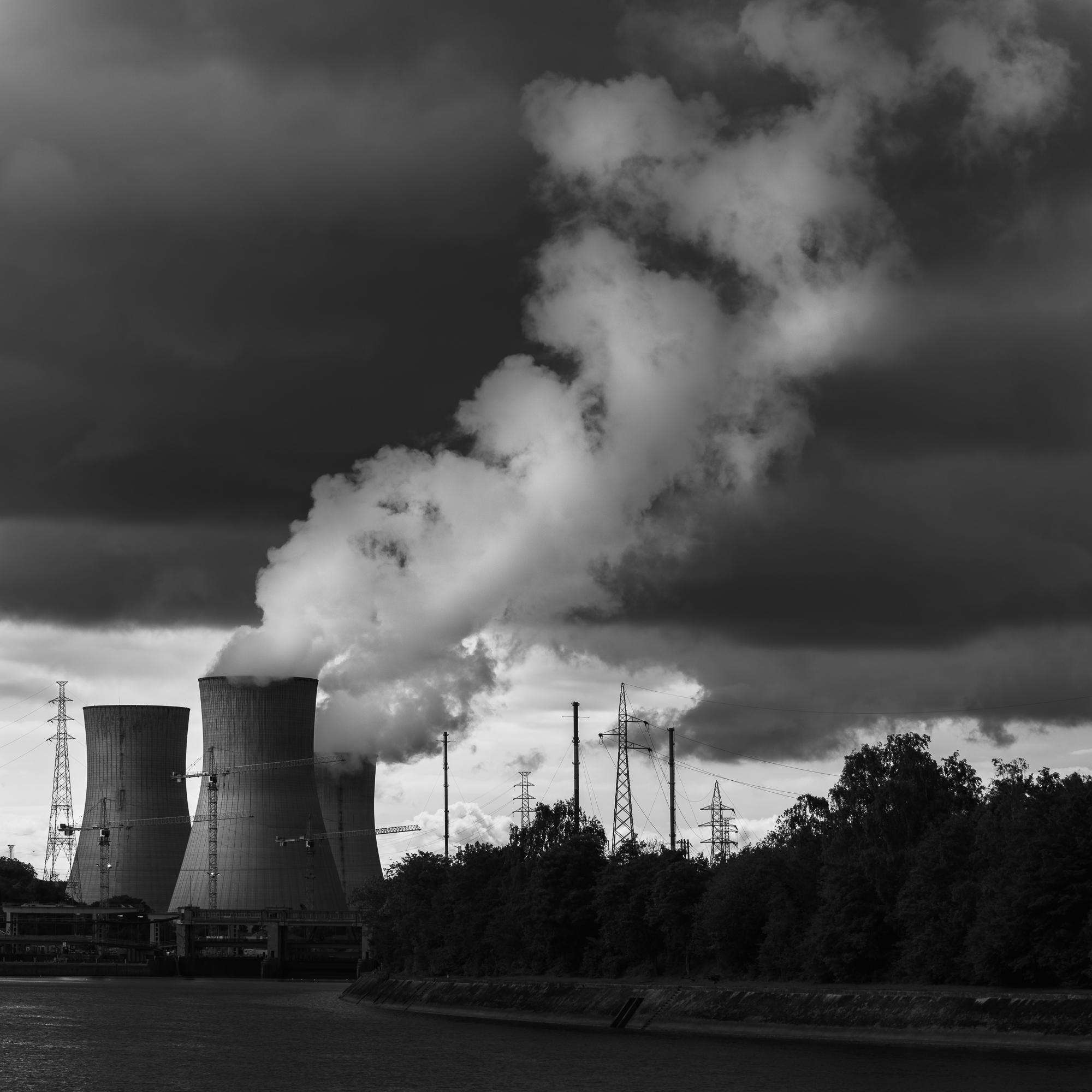 Kerncentrale bij Tihange