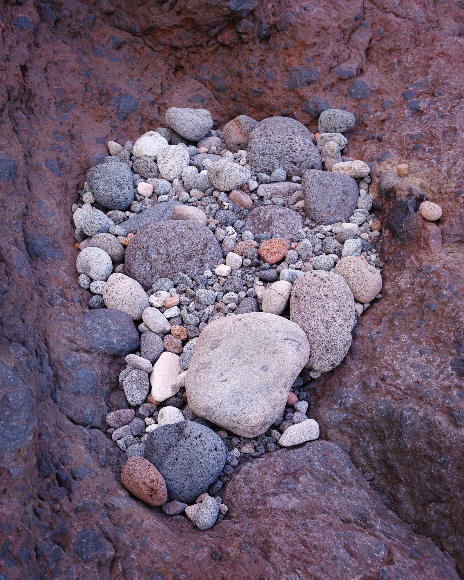 verzameling stenen