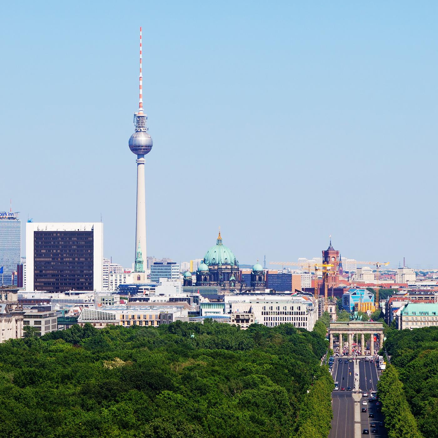 5 In My City: DJ Sky's Guide To Berlin